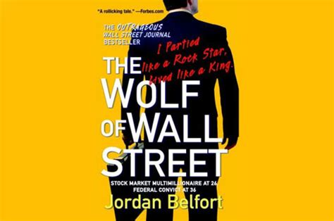 The wolf on wall street book review